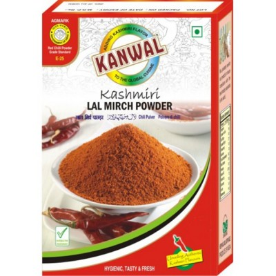 Kanwal Lal Mirch Powder (Pack of 4)