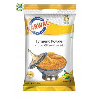 Kanwal Turmeric Powder