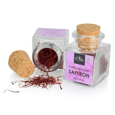 Aswah Organic Natural Kashmir Saffron