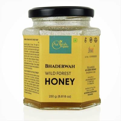 Aswah Organic Bhaderwah Wild Forest Honey | 100 % Natural