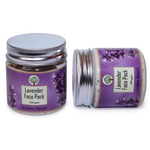 Lavender Face Pack Cream (100 Grams)