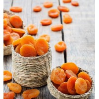 Kashmiri Pitted (Seedless) Apricots (400 Grams)