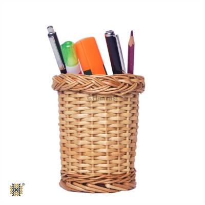 Kashmir Wicker Willow Pen Holder