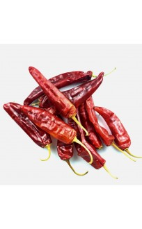 Hamiast Kashmiri Red Chilies (Mirchi) Whole, Authentic & Rare