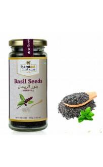 Hamiast Raw Basil Seeds (Sabja | Tukmaria | Babri Byol)