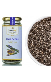 Raw Chia Seeds, Healthy Snack for Weight loss, Premium Quality