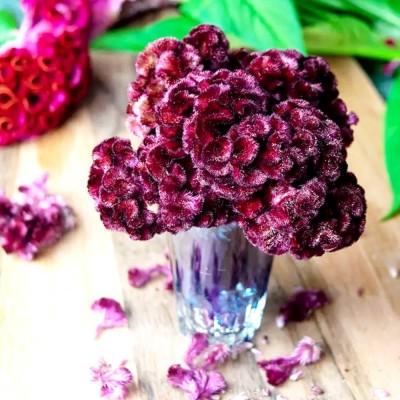 Hamiast Kashmiri Dried Cockscomb Flower (Mawal)