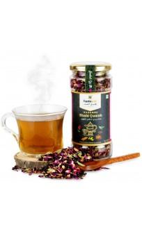 Premium Kashmiri Shahi Qawah (Kahwa) Sugar Free, Healthy | With Saffron (Serves 50 Cups)