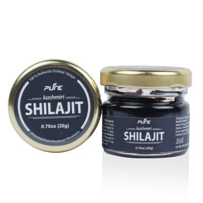 Pure Kashmiri Shilajit (20 gm)
