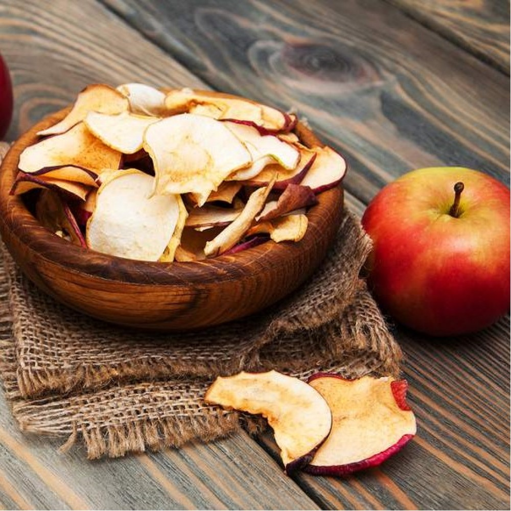 Buy Delicious And Best Quality Dried Apples From Kashmir