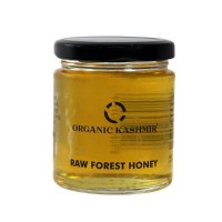 Organic Kashmir Raw Forest Honey (250 gm)