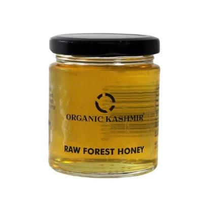 Organic Kashmir Raw Forest Honey (250 gm)