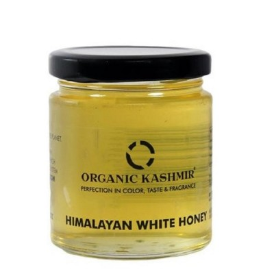 Organic Kashmir Himalayan White Honey (250 gm)