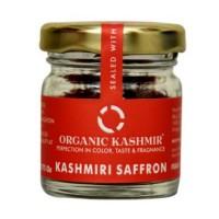 Organic Kashmir Pure Kashmiri Mongra Saffron (3 Gram)