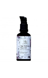 Homemade Age Defying Face Oil By NN Naturals (50 ml)