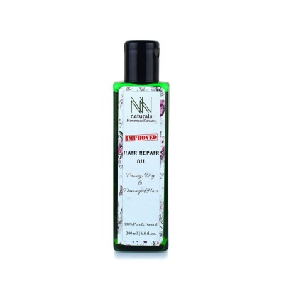 Homemade Hair Repair Oil For Hair Fall Reduction by NN Naturals 200ml