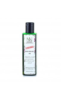 Homemade  Pain Relief Oil For Joint, Muscle and Cervical pain by NN Naturals (200ml)