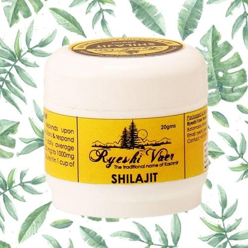 Ryeshi Vaer Pure Shilajit 20 gms