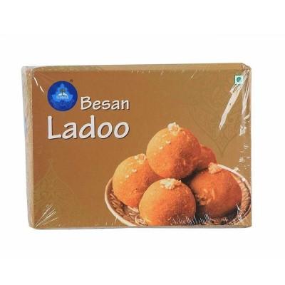 Nimbark Organic Besan Ladoo (400g)