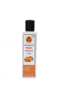 Nimbark Organic Apricot Oil 200 ML