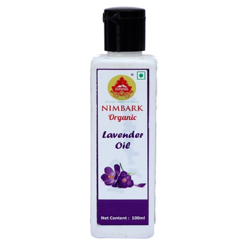 Nimbark Organic Lavender Oil 100 ML