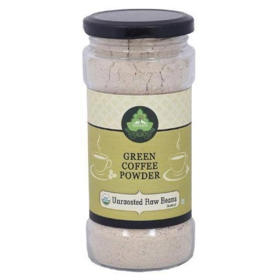 Nimbark Organic Green Coffee Beans Powder 230 GM