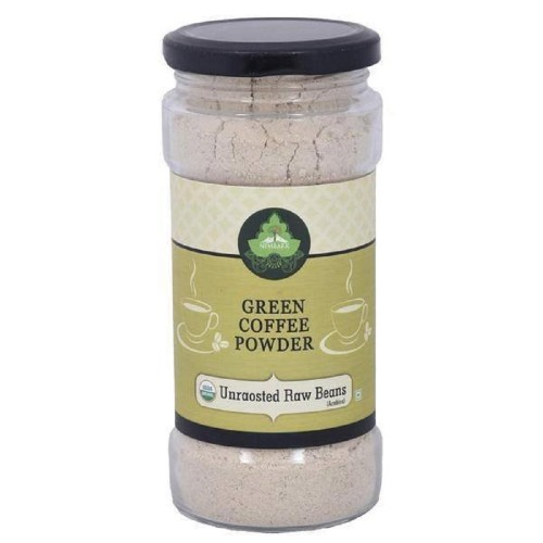 Nimbark Organic Green Coffee Beans Powder 230 GM
