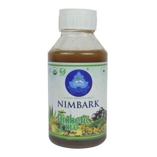 Nimbark Organic Diabetic Care Juice 500 ml
