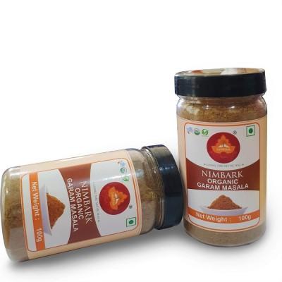Nimbark Organic Garam Masala 400 GM (Pack of 4)