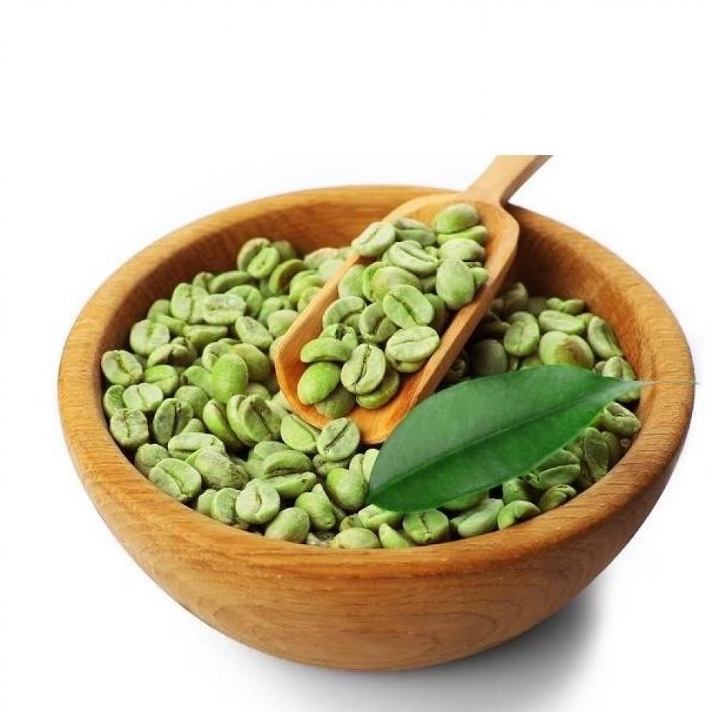 green coffe bean