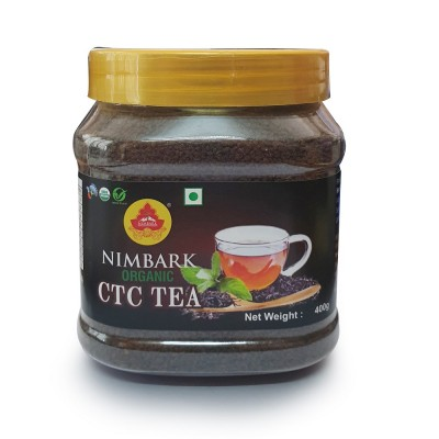 Nimbark Organic Premium CTC Tea (Pack of Two)