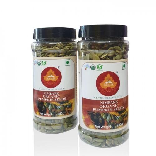 Nimbark Organic Pumpkin Seeds 250g