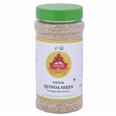 Nimbark Organic Quinoa  Seeds 300 Grams ( Pack of 2)