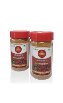 Nimbark Organic Rajma Masala 100 GM (Pack Of 4)
