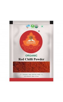 Nimbark Organic Red Chilly Powder 100 gm (Pack of 4)