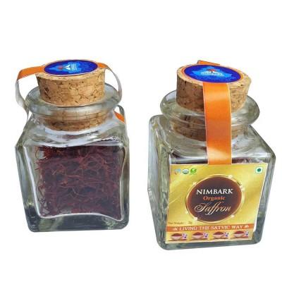 Nimbark Organic Pure Saffron 2g