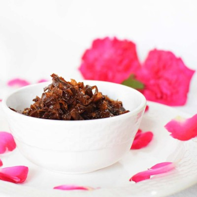 Organic Kashmir Gulkand 200gm | From Natural Kashmiri Roses