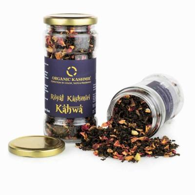 Organic Kashmir Premium Kashmiri Kawah | Qawah (Raw) 85g