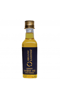 Organic Kashmir Cold Pressed Kashmiri Walnut Oil 100 ml
