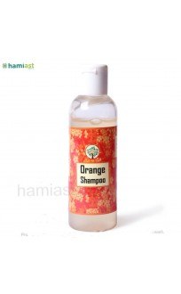 Orange Shampoo By Saklain's Coterie (100 ml)
