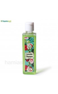 Lavender Shampoo By Saklain's Coterie (200 ml)