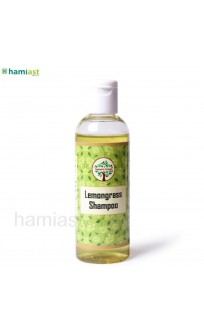 Lemongrass Shampoo By Saklain's Coterie (100 ml)