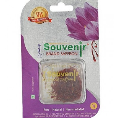 Souvenir Kashmiri Saffron Threads 1 gram