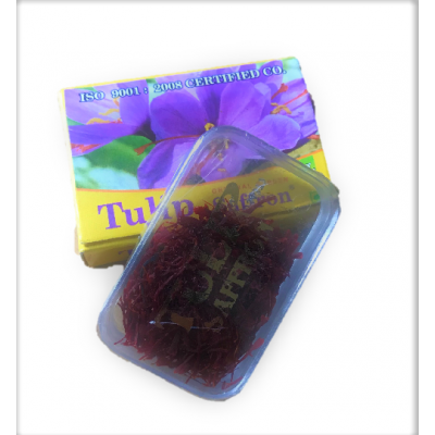 Tulip Kashmiri Saffron ( Kesar ) 1 GM