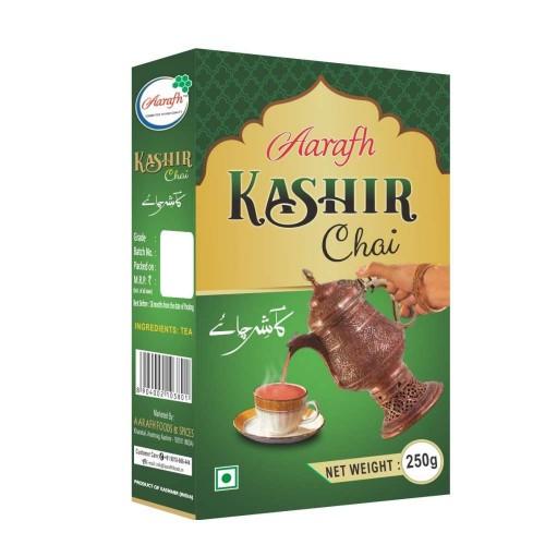 Aarafh Kashmiri Namkeen Chai (Noon Chai) | Pink Tea