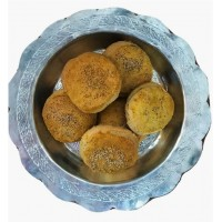 Kishtwari Kulcha ( 12 Pieces )