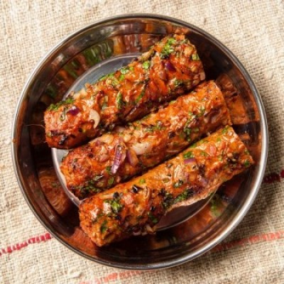 Ahad Waza Kashmiri Wazwan Mutton Seek/Seekh Kebab/Kabab (500gm)