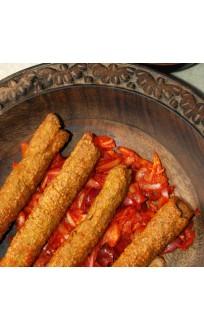 Kashmiri Wazwan Mutton Seekh Kebab 500g By Saffron Waza
