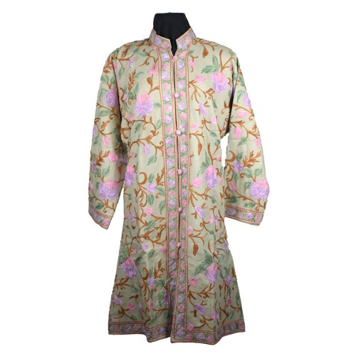 Ash Floral Ari Embroidered Jacket