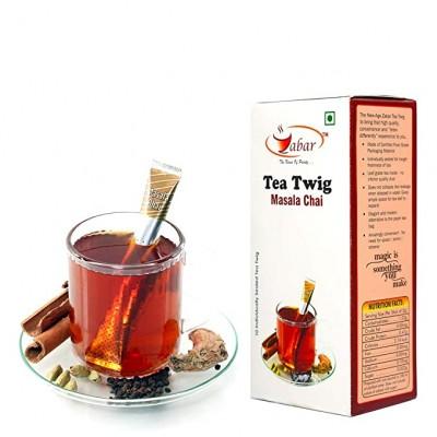 Zabar Tea Twig Masala Chai (10 Tea Sticks)